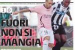 Sport, la copertina del Giornale di Sicilia