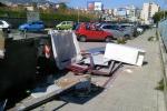 Allarme rifiuti ingombranti a Caltanissetta, aperta un'inchiesta