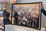 Arriva il televisore curvo: costerà 10 mila euro