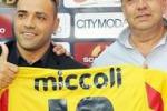 Miccoli a Lecce: «Il mio giorno più bello»