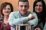 Carmelo Trentacosti, uno chef da nazionale