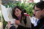 Albero Falcone, riecco i messaggi