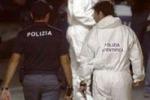 Omicidio a Palermo, la scena del delitto