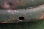 Motopesca mazarese mitragliato da libici: i segni dei proiettili