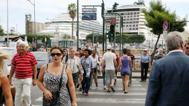 crociera, navi, turismo, Palermo, Viaggi