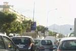 Cronache loro. Il traffico in viale Regione a Palermo