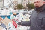 Palermo, la citta' vinta dai rifiuti - di Igor Petyx