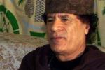 Libia, riappare Gheddafi. Forniture gas a rischio in Italia