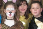 Carnevale, bimbi in festa ad Agrigento
