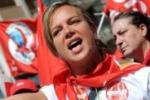 Lo sciopero della Cgil Il corteo a Palermo (Foto Petyx)