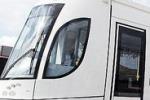 LA FOTO. Tram, a Palermo arriva la prima carrozza