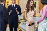 Obama a Londra: l'incontro con i neo sposi William e Kate