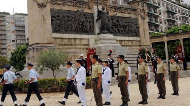 Festa della repubblica, onorificenze, Palermo, Palermo, Cronaca