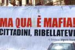 LA FOTO. A Salemi taroccati i manifesti antimafia