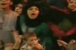 Libici in festa per la caduta di Tripoli