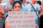 Da Genova a Roma, l'Italia che dice no alla manovra