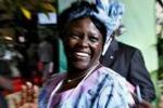 Addio al premio Nobel per la Pace, Wangari Maathai