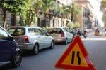 Piazza Vittoria, cambia il senso di marcia: traffico in tilt a Palermo