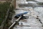 Maltempo a Palermo, le immagini dei danni