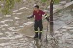 Cronache loro, pioggia a Palermo via Oreto impraticabile