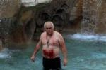 Fontana di Trevi, lo show si chiude in manette