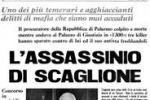 Le prime pagine del Giornale di Sicilia tra Olimpiadi e stragi