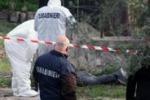 Le immagini dell'omicidio di Casteldaccia