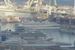La Concordia salpata da Palermo