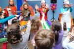 Zucchero filato e musica: bimbi in festa a Palermo