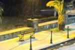 Neve anche alle Eolie, ecco Lipari imbiancata
