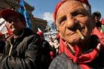Crisi, in migliaia in piazza a Palermo - di Gigi Petyx