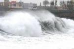 Mareggiate e forte vento, disagi in Sicilia