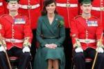Il primo impegno militare di Kate