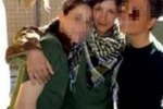 In Germania la soldatessa ferita di Gela