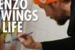 Jovanotti trasforma frigo in opera d'arte: sara' venduto all'asta
