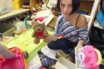 Vandali alla scuola Falcone di Palermo: gli scatti del raid