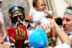 Il culto on line, su Facebook le preghiere per San Calogero
