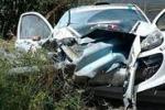 Tragedia alla Targa Florio: muore Roberts