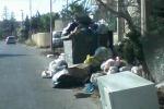 Marsala tra i rifiuti, pugno duro del Comune contro chi abbandona