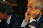 Dimissioni Lombardo, le immagini (Foto Gigi Petyx)