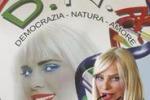 """""""Democrazia Natura Amore"""", il nuovo partito di Ilona Staller"""