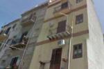 Palermo, le palazzine prima del crollo