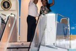 Ferie finite, Obama torna a Washington