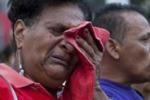 Muore Hugo Chavez, popolo in lacrime: le immagini
