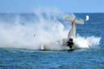Schianto in mare all'Airshow di Santo Domingo: le foto