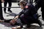 Attentato davanti a Palazzo Chigi, due carabinieri feriti