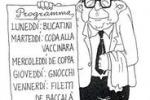 """Giulio Andreotti nelle vignette di Forattini: """"Mai una querela"""""""