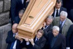 I funerali a Roma di Giulio Andreotti