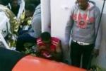 Sbarchi sul Canale di Sicilia, i soccorsi agli immigrati