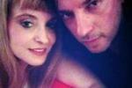 """Foto sul web, l'ex di Massimo Di Cataldo: """"Mi ha picchiata"""""""